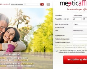 Meetic-affinity, site de rencontre