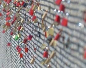cadenas d'amours à Paris